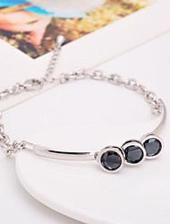 Fashion Zircon Fashion Bracelets(Random Color)