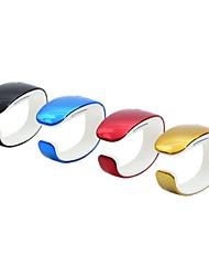 Недорогие -Y02 Умный браслет Пригодно для носки Силикон Золотой Черный Красный Синий