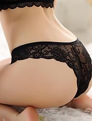 abordables -Femme Sous-vêtements Ultra Sexy - Noeud Maille, Jacquard Taille médiale