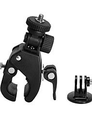 cheap -Handlebar Mount Accessories Helmet Mounts Mount / Holder High Quality For Action Camera Gopro 6 Sports DV Gopro 4/3+/2 Auto Snowmobiling