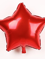 Five-Pointed Star Metallic Balloon(More Color)
