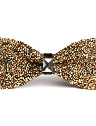 cheap -Unisex Vintage Party Work Casual Bow Tie,Other Solid All Seasons