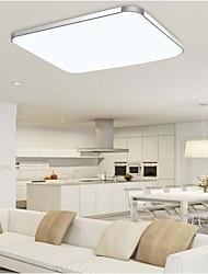 baratos -Moderno / Contemporâneo Montagem do Fluxo Luz Ambiente - LED, 110-120V 220-240V, Branco, Lâmpada Incluída