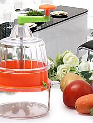 Недорогие -кухня многофункциональный вручную фрукты и овощи измельчитель / резки