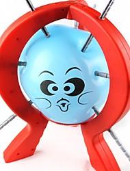 preiswerte -Ballons Abenteuer Spiel Spielzeuge Aufblasbar Party Kunststoff Eltern-Kind Spiele Strahlen Kreativ 1 Stücke Kinder Erwachsene Geburtstag