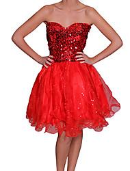 abordables -bustier de mode robe robe de bal des femmes beautifly