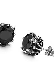 Žene Sitne naušnice Luksuz Imitacija dijamanta Legura Jewelry Nakit odjeće