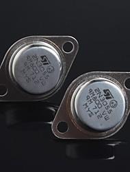 cheap -Gold Seal 2N3055 Transistor NPN TO-3(2Pcs)