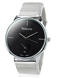 Women's Fashion Big Dial Steel Belt Guartz Wrist Watch(Assorted Colors) Cool Watches Unique Watches Strap Watch