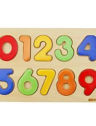 Недорогие -benho фанера головоломка деревянная образование ребенка игрушка