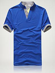 Bodycon MEN - T-Shirts ( Polyester )