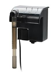 Недорогие -Aleas XP-07 внешний висит фильтр для рыб (2-плоские-контактный разъем / 220В / 240В)