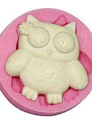 cheap -3D Animal Silicone Fondant Mold Cake Decoration