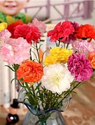 ブランチ シルク プラスチック ラナンキュラス テーブルトップフラワー 人工花