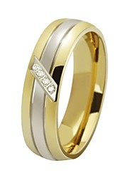 cheap -Men's Statement Ring - Fashion 7 / 8 / 9 For Christmas Gifts / Wedding / Party