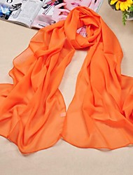 cheap -Polyester / Chiffon Wedding / Party Evening / Casual Shawls With Shawls / Scarves
