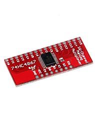 cheap -Geeetech CD74HC4067 Analog Digital MUX Breakout Board 16-Channel