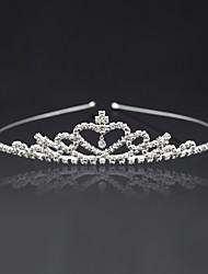 cheap -Rhinestone Alloy Tiaras 1 Wedding Special Occasion Headpiece