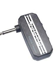 Недорогие -Joyo JA-03 - английский канал гитарный звук эффект - мини гитарный усилитель карман усилителей ж / выход на наушники и MP3 входные