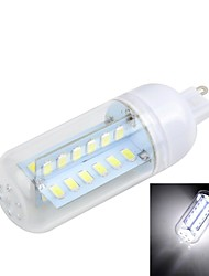 cheap -G9 8W  Cross Board 48-5730 800LM 3000K/6500K SMD Warm/Cool White Light LED Corn Bulb (AC 220~240V)