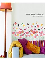 murali Stickers adesivi murali, tipo fiore adesivi murali in pvc