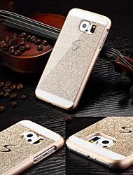 abordables -Funda Para Samsung Galaxy Funda Samsung Galaxy Diseños Funda Trasera Brillante ordenador personal para S6