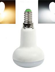E14 LED-globepærer 10 leds SMD 5730 Varm hvid Kold hvid 300-400lm 2700-3500/6500-7500K Vekselstrøm 220-240V