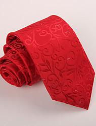Cravates/Noeuds Papillon (Rouge , Polyester