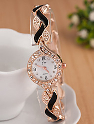 cheap -Z.xuan Women's  Steel Band Imitation Diamond Analog Quartz Strap Watch Casual Watch Cool Watches Unique Watches Fashion Wrist Watch