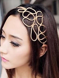 Alloy Headband,Vintage Cute Party Casual All Seasons