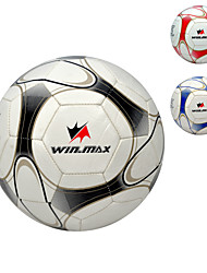 Winmax® Outdoor 2.0mm PVC Red \ Blue \ Black 5# Training Football \ Soccer