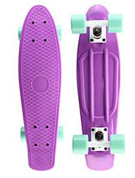 Недорогие -22 дюймы Стандартные скейтборды ПП (полипропилен)
