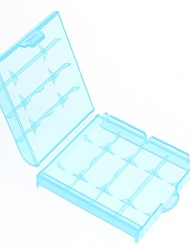 baratos -5 caixa de armazenamento de bateria universal / alcalina caixa de bateria