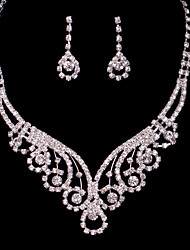 cheap -Women's Others Jewelry Set Earrings / Necklace - Regular For Wedding / Party / Special Occasion