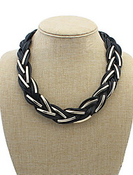 Women's Fashion Jewelry European and American fashion ladies making Necklace
