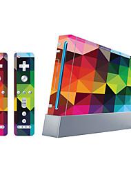 economico -B-SKIN Custodia adesiva Per Wii U / Wii ,  Originale Custodia adesiva PVC 1 pcs unità