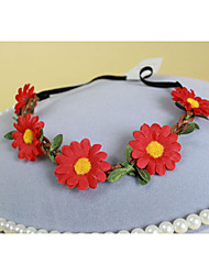 cheap -Women's Cute Party Work Headband - Multi Color Modern Style