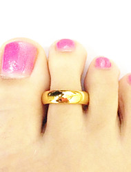 Body Jewelry/Toe Rings Gold Plated Others Unique Design Fashion Gold 1pc