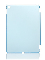 cheap -Protective Matte Translucent Plastic Back Case Cover for IPAD AIR 2   (Assorted Colors)