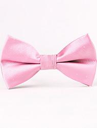 baratos -Homens Festa/Noite Estilo Formal Luxo Listras Escritório/Negócio Gravata Borboleta - Fashion Criativo