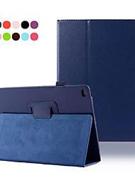 пу кожаный чехол подставка для Apple Ipad 6 воздуха 2 смарт-чехол для IPad ipad6 AIR2 флип чехол + протектор экрана + стилус