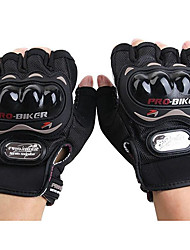 cheap -PRO-BIKER MCS-04C Motorcycle Racing Half-Finger Protective Gloves