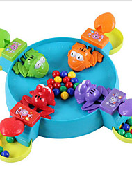 cheap -Children's toys, games, the little green frog game toy baby toys