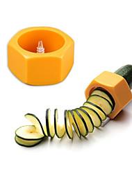 Cucumber Courgette Vegetable Peeler Spiral Slicer Cooking Gadgets
