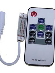 SENCART 2 M 120 5050 SMD RGB Cortável/Controlo Remoto/Regulável/Conetável/Adequado Para Veículos/Auto-Adesivo 29 WFaixas de Luzes LED