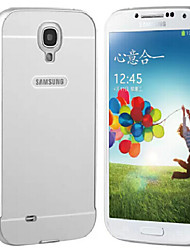 tanie -Kılıf Na Samsung Galaxy Samsung Galaxy Etui Odporny na wstrząsy Osłona tylna Solidne kolory PC na S4