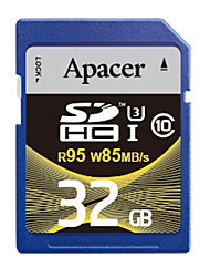 cheap -Apacer 32GB SD Card memory card UHS-I U3 Class10