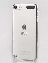 cheap -Transparent PC Back Cover Case for iPod Touch 5