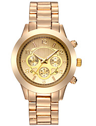 cheap -New Style Fashon Women Lady Wrist Quartz Bracelet Watch Steel Band Cool Watches Unique Watches