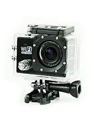 Недорогие -RICH SJ6000 Экшн камера / Спортивная камера 1280x960 / 640 х 480 / 1920 x 1080 Водонепроницаемый / Анти-шоковая защита / WIFI 4X 2 КМОП32